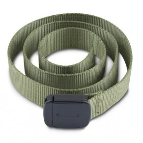 T-Lock Buckle Webbing Belt Sage L пояс Simms - Фото