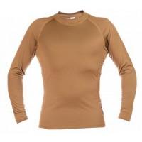 Polartec Power Dry Койот XXXL блуза Fahrenheit