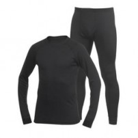 Polartec Power Dry Black XXS блуза Fahrenheit
