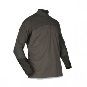 Rivertek MWT Zip Top Coal XXL блуза Simms - Фото