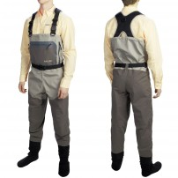 North Fork Breathable Chest Waders L вейдерсы Allen