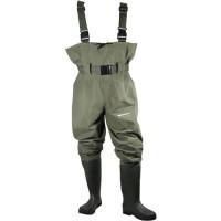 Waders PSS-W5 size M-9 забродный костюм Extreme Fishing