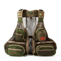 Sagebrush Mesh Vest Alpine Green жилет Fishpond