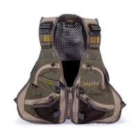 Elk River Youth Vest Pine Needle, Fishpond...