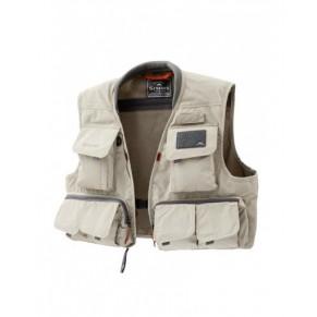 Freestone Vest Sand S жилет Simms - Фото