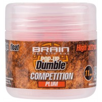Dumble Pop-Up Competition Plum 11mm 20g бойлы Brain