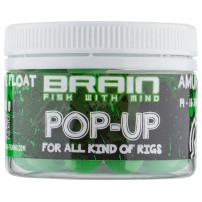 Pop-Up Amur 40g mix 14-16mm бойлы Brain