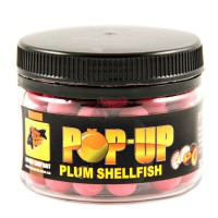Pop-Ups Plum Shellfish 10мм 50гр бойлы CC Baits