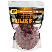 Economic Soluble Bloodworm 20мм 1кг пылящие бойлы CC Baits