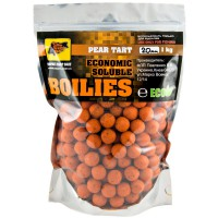 Economic Soluble Pear Tart 20мм 1кг пылящие бойлы CC Baits