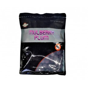 Mulberry Plum Hi-Attract S/L 15mm 1kg бойлы Dynamite Baits - Фото