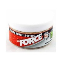The Force Fluoro Dumbell Pop Ups 12mm бойлы Rod Hutchinson