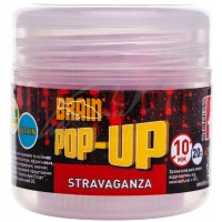 Pop-Up F1 Stravaganza 10mm 20gr бойлы Brain