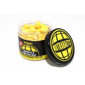 Pineapple & N-Butyric 12mm Dumbells бойлы Nutrabaits - Фото