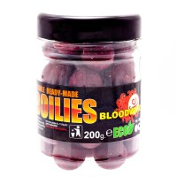 Professional Soluble Bloodworm 20мм 200гр пылящие бойлы CC Baits