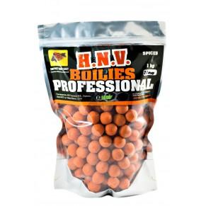 Professional Soluble Spices 16мм 1 кг пылящие бойлы CC Baits - Фото