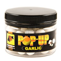 Pop-Ups Garlic 10мм 50гр бойлы CC Baits