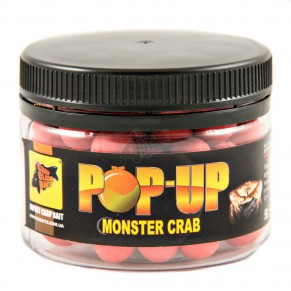 Pop-Ups Monster Crab 10мм 50гр бойлы CC Baits - Фото