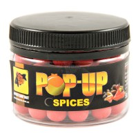 Pop-Ups Spicy 10мм 50гр бойлы CC Baits