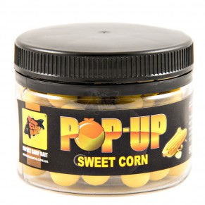 Pop-Ups Sweetcorn 10мм 50гр бойлы CC Baits - Фото