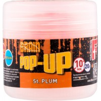 Pop-Up F1 St. Plum 10mm 20gr бойлы Brain