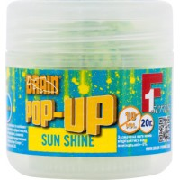 Pop-Up F1 Sun Shine 10 mm 20 gr бойлы Brain