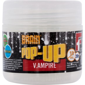 Pop-Up F1 V.AMPIRE 10 mm 20 gr бойлы Brain - Фото