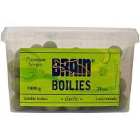 Garlic Soluble 1000gr 24mm бойлы Brain