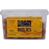 Tutti-Frutti Soluble 1000gr 24mm бойлы Brain