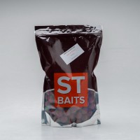 Boilies Garlic Robinred 20mm 1kg бойлы ST Baits