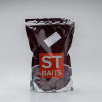 Boilies Garlic Robinred 20mm 1kg бойлы ST Baits