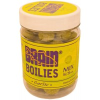 Garlic Soluble 200 gr, mix 16-20 mm бойлы Brain