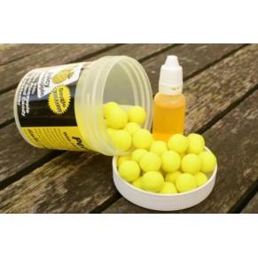 Pineapple Juicy & Butyric Acid 14mm Pop-Ups бойлы Solar - Фото