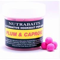 Plum & Caproic Acid 12мм Pop-Ups бойлы Nutrabaits