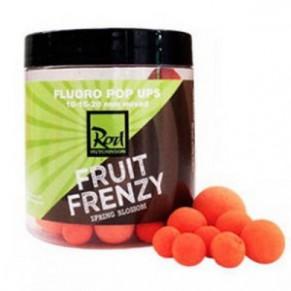 Fluoro Pop Ups Fruit Frenzy 10 - 15 - 20mm бойли Rod Hutchinson - Фото
