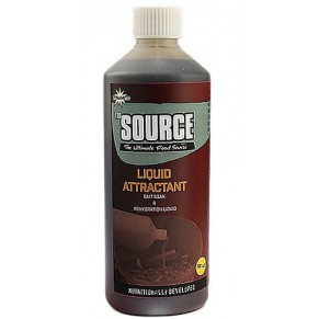 Source Liquid Attractant & Re-hydration Soak 500ml аттрактант Dynamite Baits - Фото