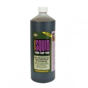 Squid Liquid 1L ликвид Dynamite Baits - Фото