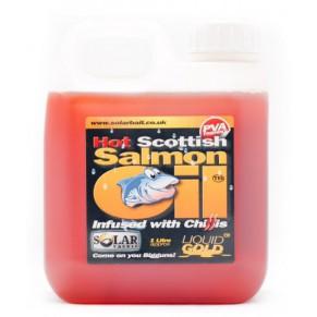 Chilli Salmon Oil 1л. масло Solar - Фото