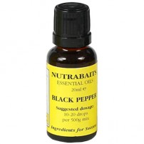 Black Pepper масло черного перца Nutrabaits
