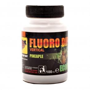 Fluoro Dip Pineapple Green 100мл дип CC Baits - Фото