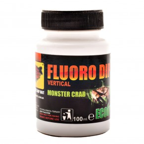 Fluoro Dip Monster Crab Green 100мл дип CC Baits - Фото