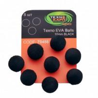 Texno EVA Balls 10mm black насадка Texnokarp