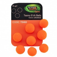 Texno EVA Balls 14mm orange насадка Texnoka...