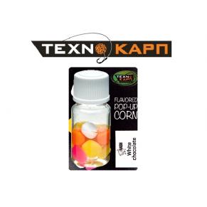 Texno Corn White Chocolate Nash Pop-Up силиконовая кукуруза Texnokarp - Фото