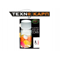 Texno Corn Peach Nash Pop-Up силиконовая кукуруза Texnokarp