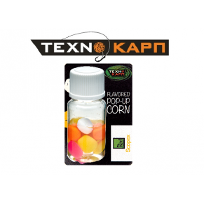 Texno Corn Scopex R.Hutchinson Pop-Up силиконовая кукуруза Texnokarp - Фото