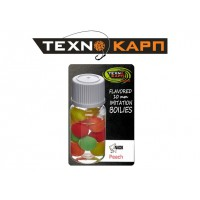 Texno Balls Peach Nash силиконовый шарик Texnokarp