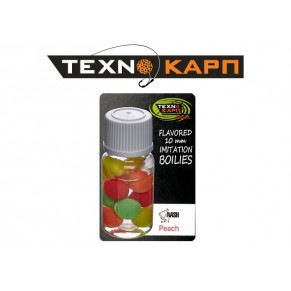 Texno Balls Peach Nash силиконовый шарик Texnokarp - Фото