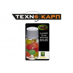 Texno Balls Scopex R.Hutchinson силиконовый шарик Texnokarp - Фото