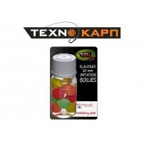 Texno Balls Strawberry Jam Richworth силиконовый шарик Texnokarp
